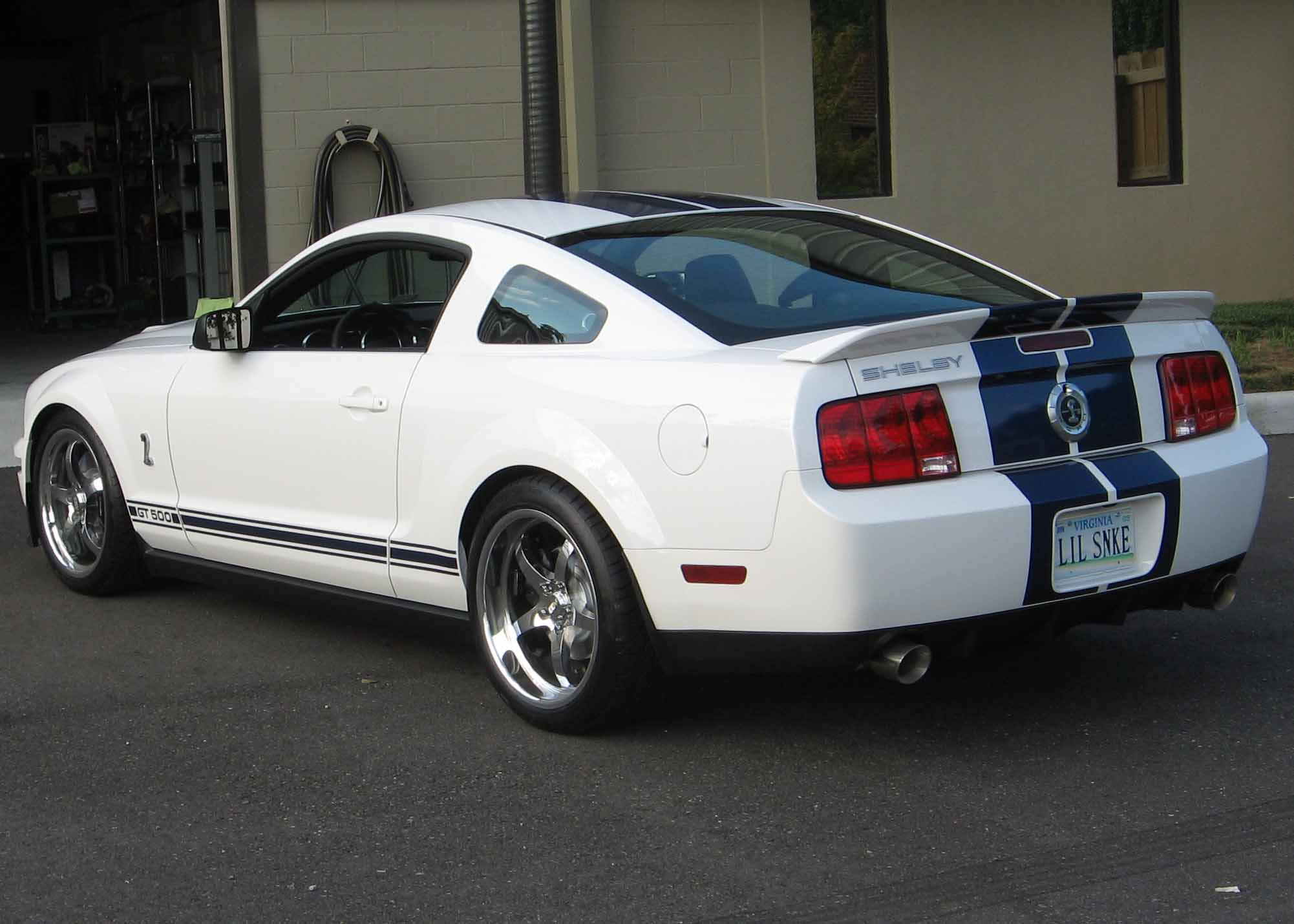 2008 Ford F150 For Sale >> Horsepower Solutions | 2008 Mustang GT500