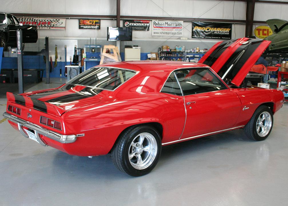 horsepower solutions gary s 1969 camaro z28. Black Bedroom Furniture Sets. Home Design Ideas