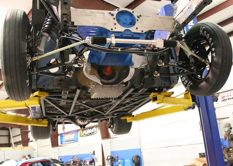Horsepower Solutions Mach 1 Undercarriage
