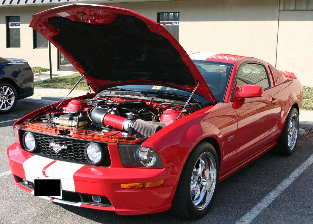1998 Ford Mustang Gt >> Horsepower Solutions | Chris's 2005 Mustang GT
