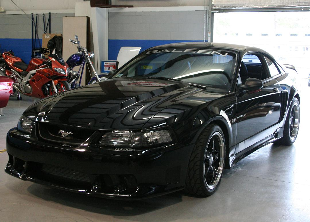 Horsepower Solutions Nicks 2001 Mustang Saleen