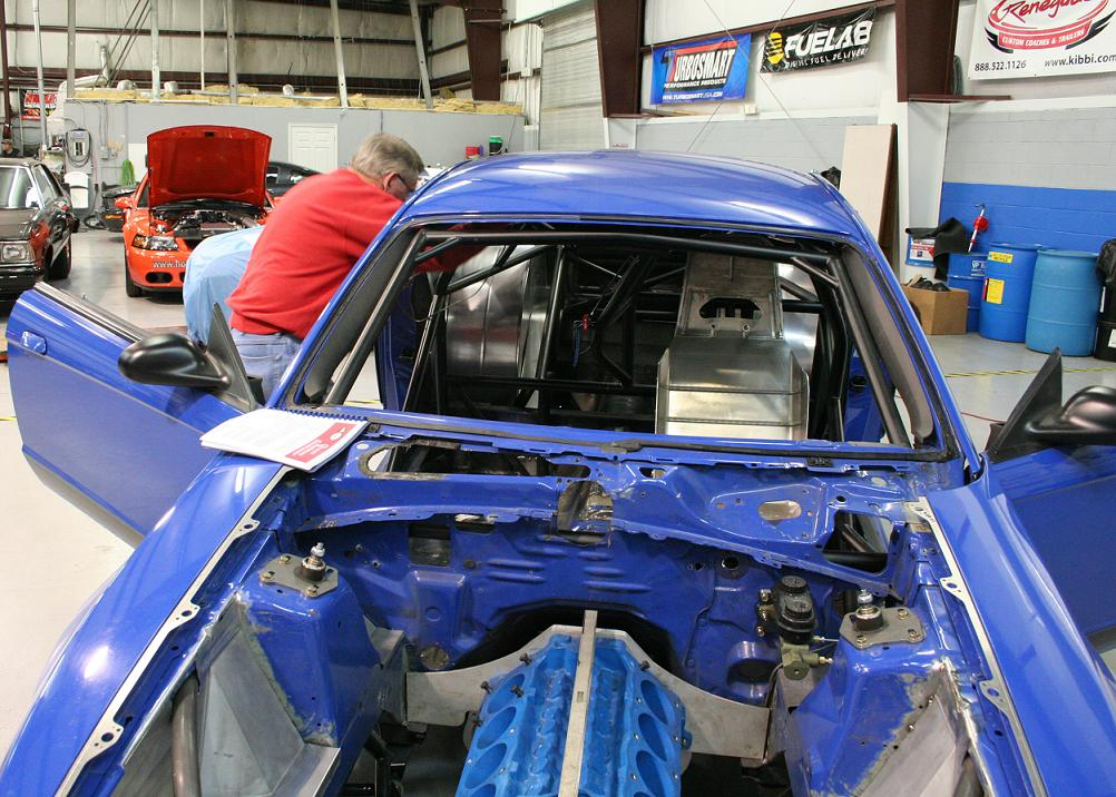 Horsepower Solutions Mach 1 Roll Cage