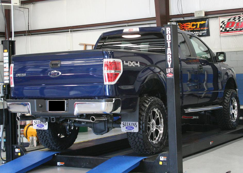 Horsepower Solutions Todds 2010 F150